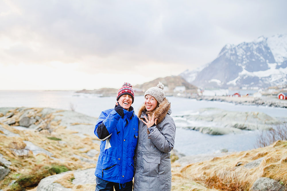 Fine Art Wedding Photographers Lofoten Norway