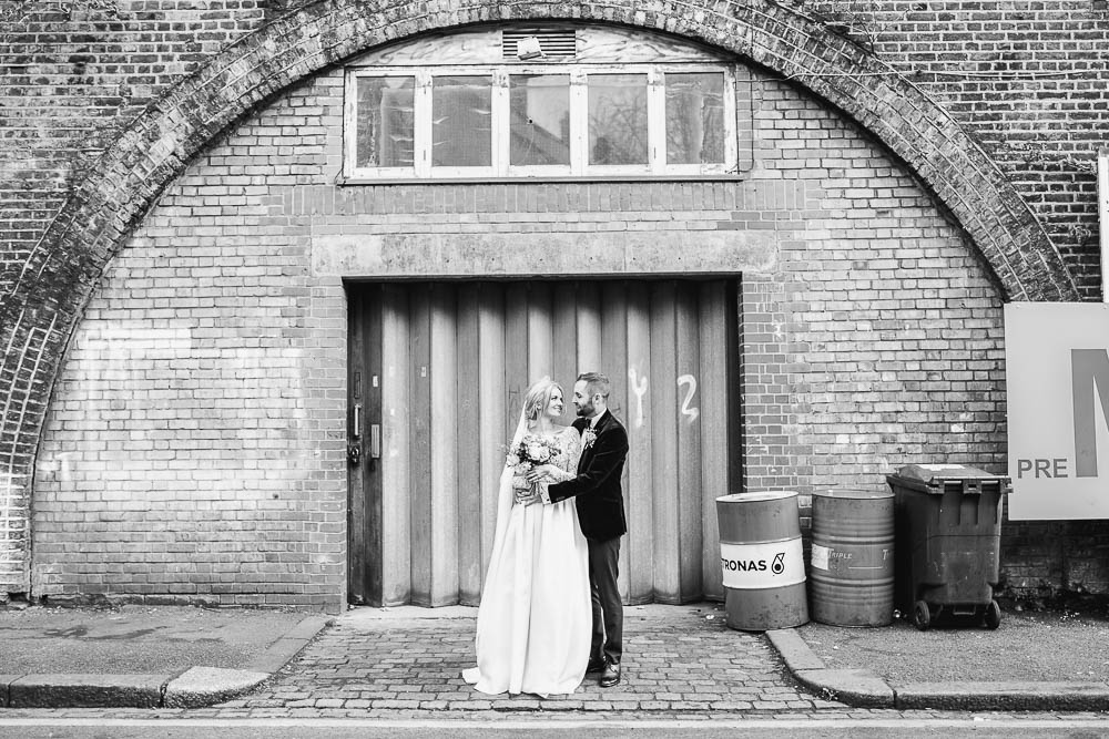 Brixton East Wedding Photography