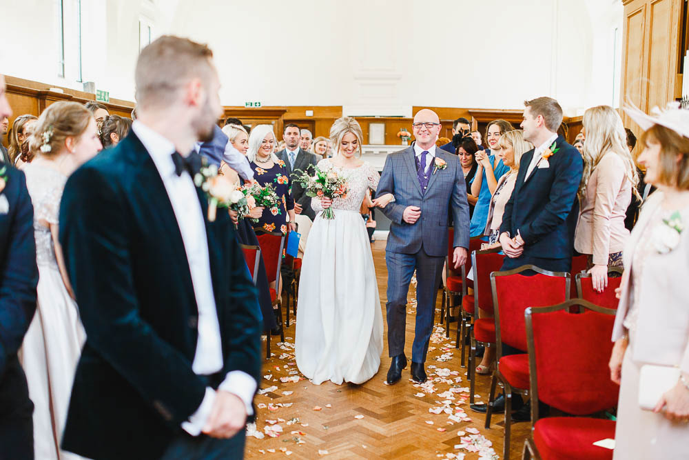 Dulwich Wedding Ceremony