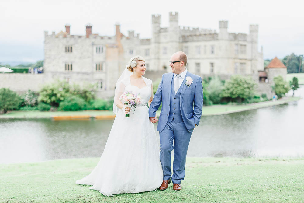 Leeds Castle England Wedding Photography