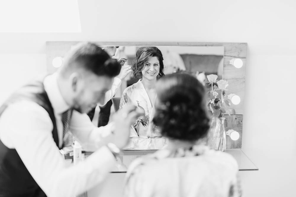 hyde barn bridal prep