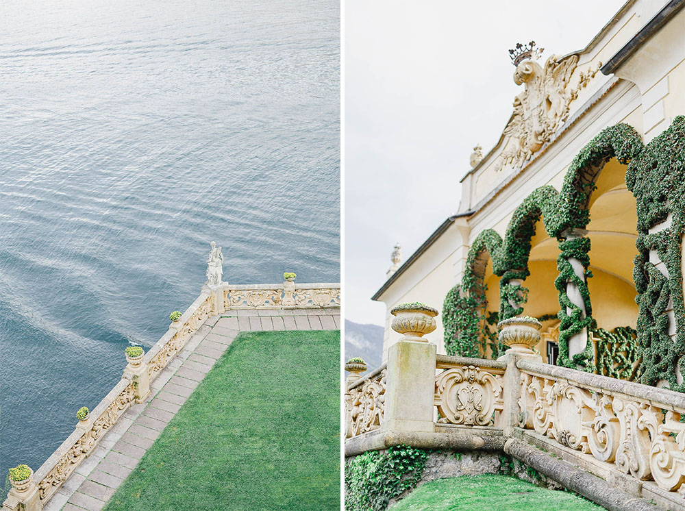 Destination Wedding Photographers at Lake Como
