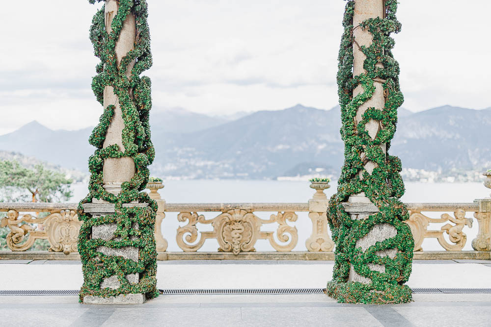 Fine Art Wedding Photography Villa del Balbianello