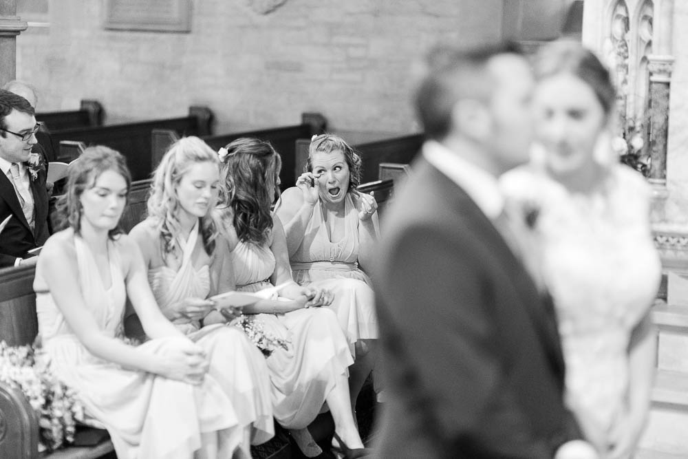 Sevenoaks church wedding photography