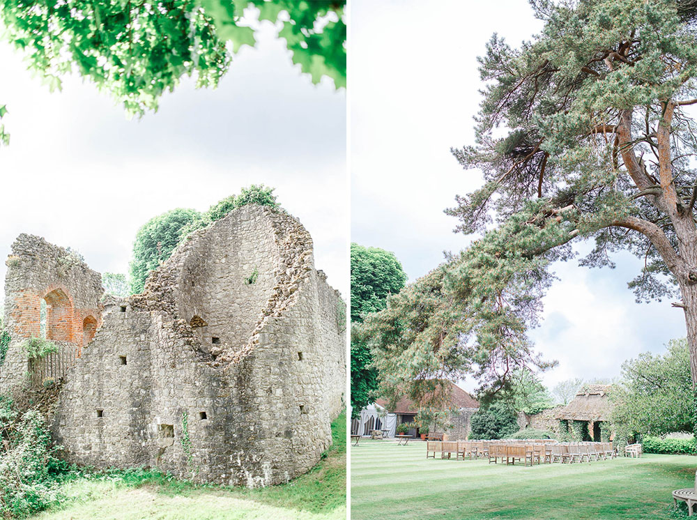 Westenhanger Castle Wedding Photography