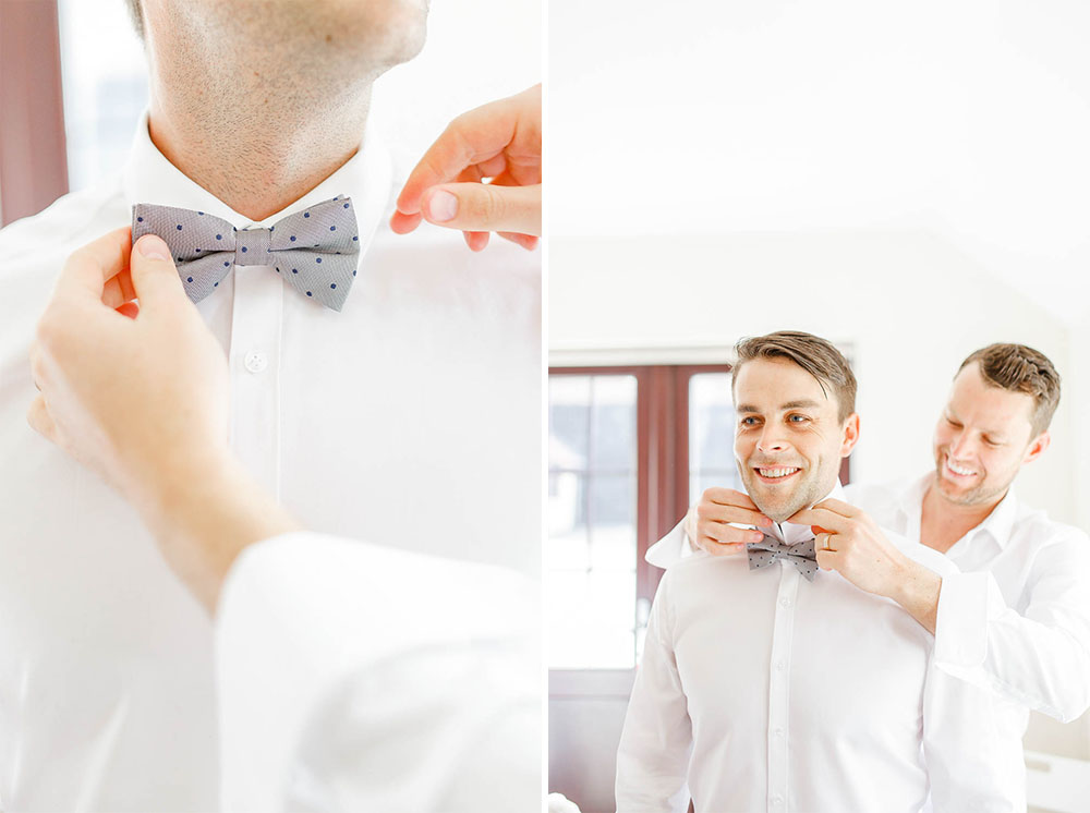 Essex Groom Prep Photography