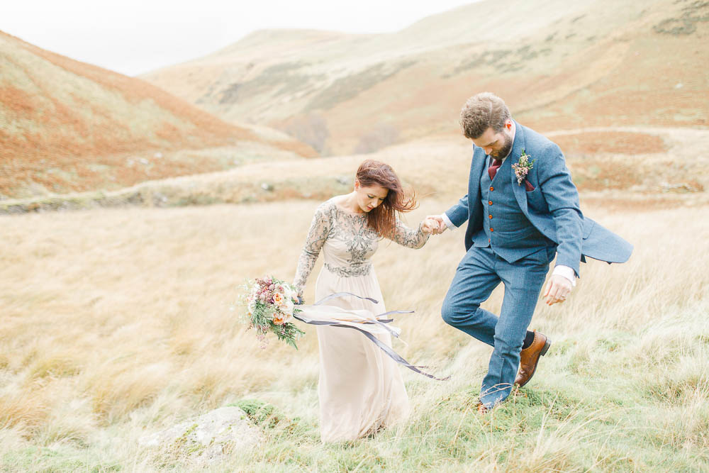 Fine Art Wedding Photography Wales