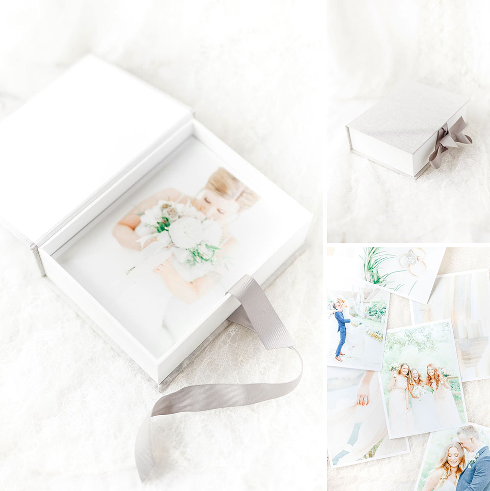 heirloom print box with fine art prints