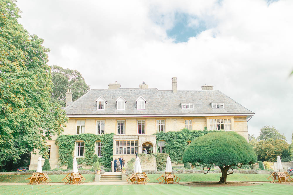 Lower Slaughter Manor Wedding Venue Cotswolds