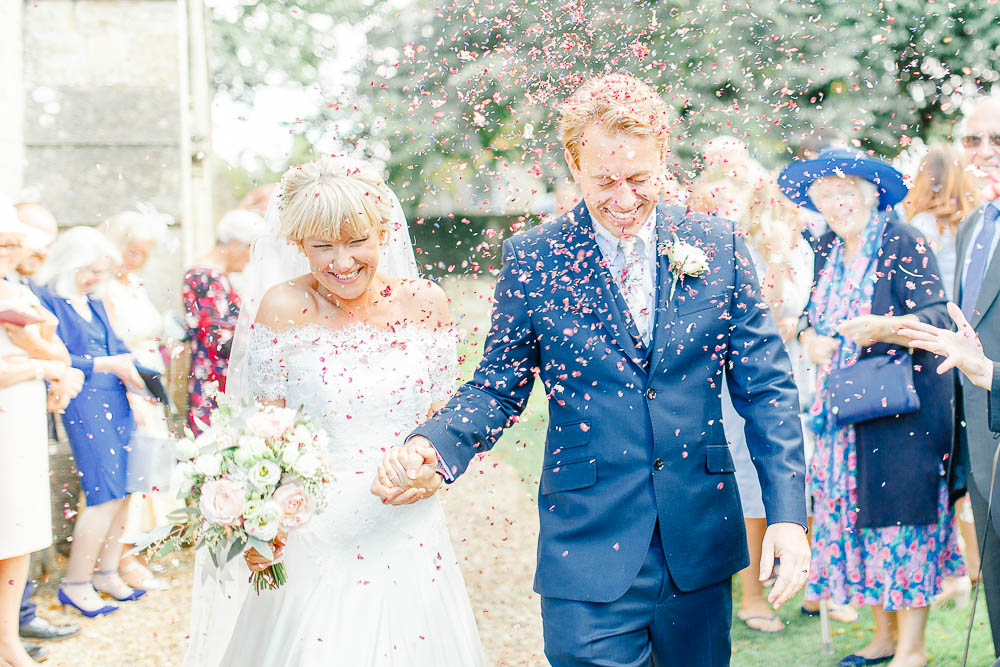 Lower Slaughter Natural Wedding Photography Cotswolds