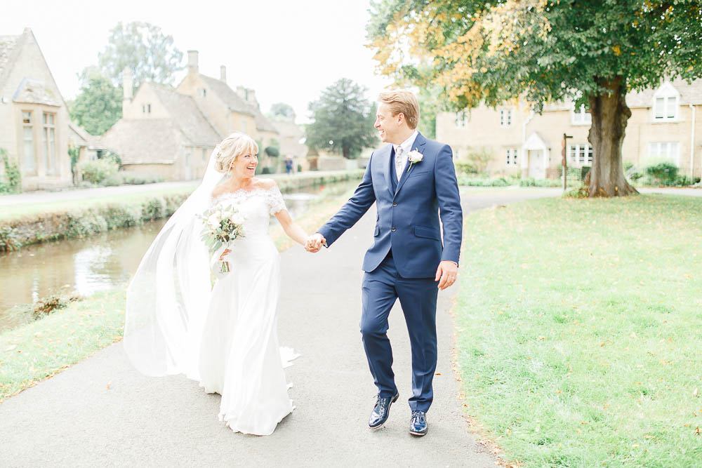 Lower Slaughter Manor Wedding Photography