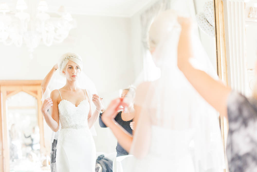 Aynhoe Park Wedding. Bridal Preparations at Aynhoe Park