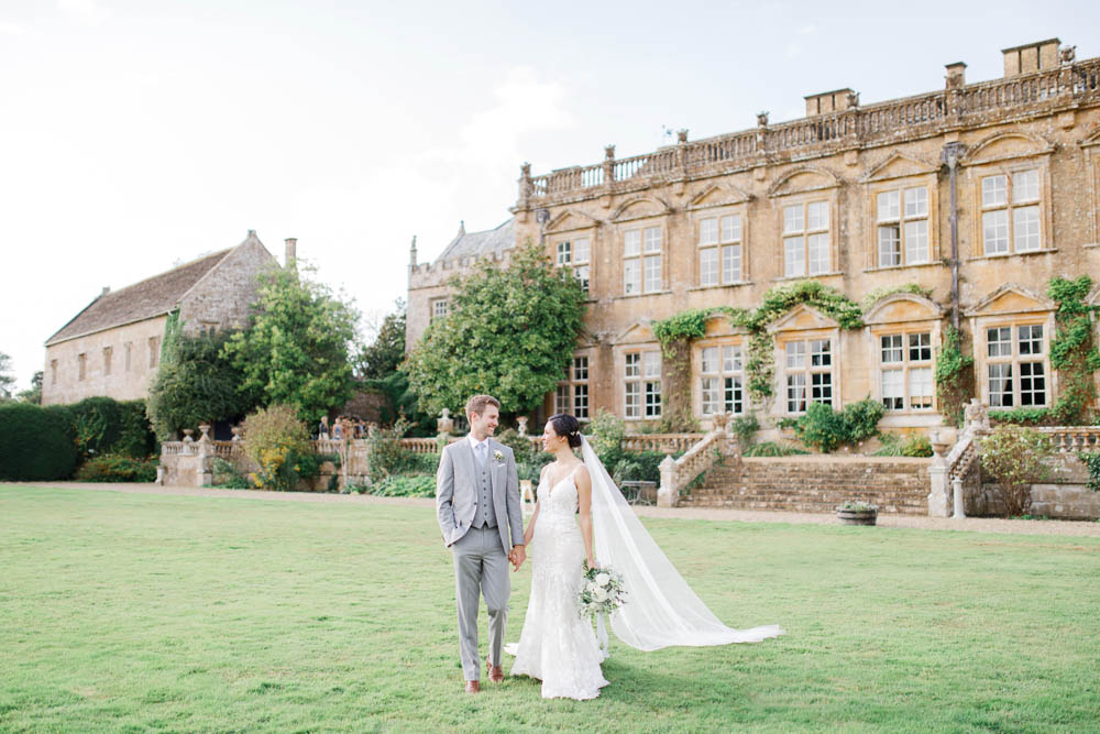 Brympton House Wedding Venue Photography