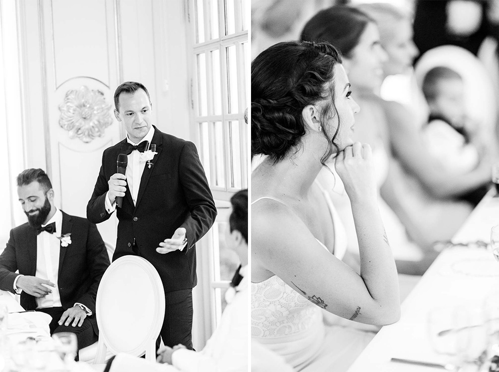 Chateau Saint Georges Wedding Photographs