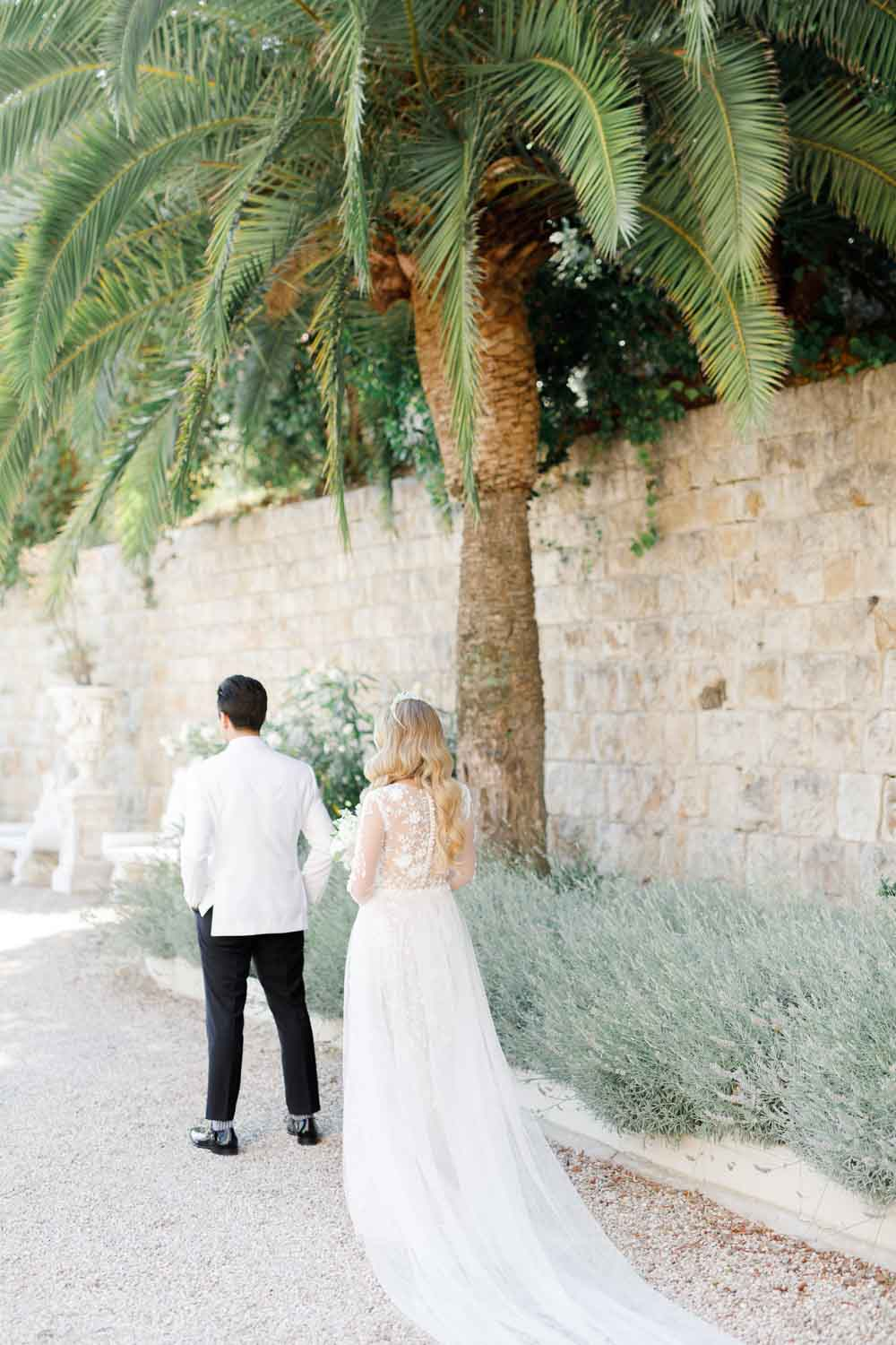 Chateau Saint Georges Destination Wedding